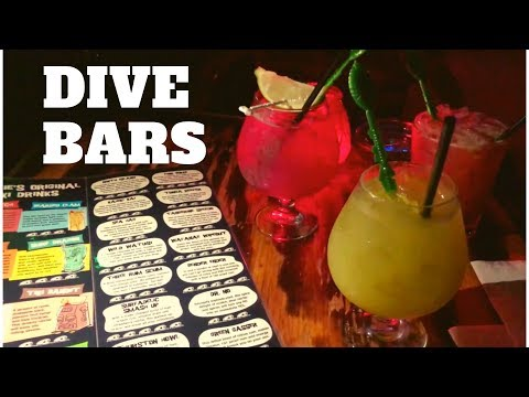 LAS VEGAS DIVE BARS: A Tour Around Sin City Of Yesteryear.