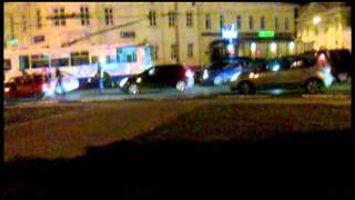 Шествие в честь погибших ребят из Локомотива