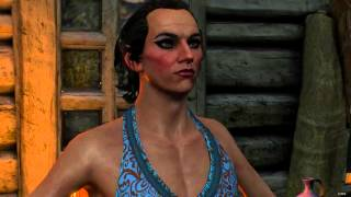 The Witcher 3 ep. 45 I have found a cross-dressing elf