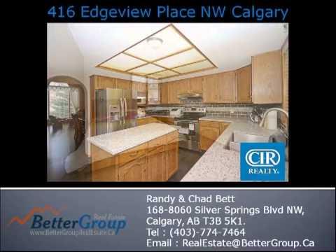 Houses For Sale Edgemont Calgary