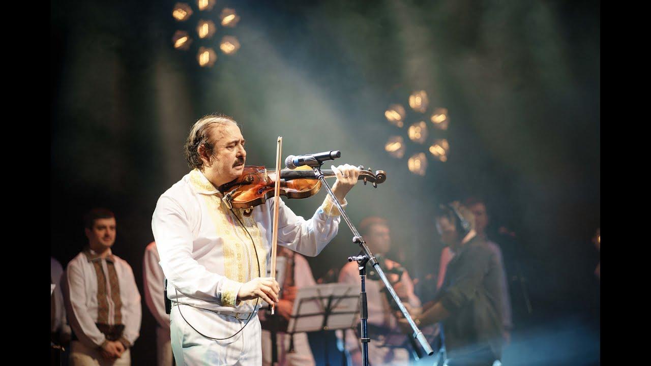 Nicolae Botgros si Orchestra 'Lautarii'' in concertul de la Londra ''La frati nu se pun hotare''