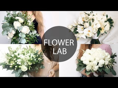 diy-5-ideas-for-wedding-|-top-5-white-classic-bridal-bouquets