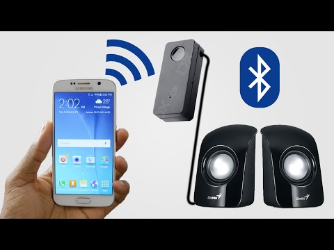 How to convert a normal speaker BLUETOOTH SPEAKERS