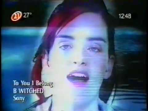 B*Witched - To You I Belong (Music Video)
