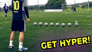 Get Hyper! Free Kicks Vol. 2 | Crazy Knuckleball & Curve Ball Edition