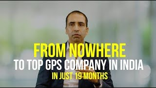 LetsTrack - Nowhere to Top GPS Company in India - Startup Story
