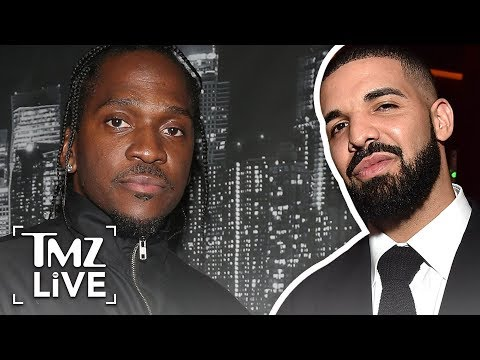 Drake Wasn't Dodging Pusha T Diss with 'Degrassi' Music Vid for 'I'm Upset' | TMZ Live thumbnail