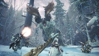PS4《Monster Hunter World: Iceborne》特備節目