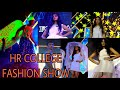 NEON THEME FASHION SHOW | WINNING PERFORMANCE | HR COLLEGE | LALA COLLEGE | TSUNAMI'17 | Post 59(a)