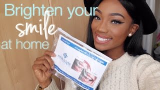 SMILE BRIGHT | At Home Teeth WHITENING KIT