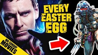 X-MEN: APOCALYPSE Easter Eggs, Cameos & References