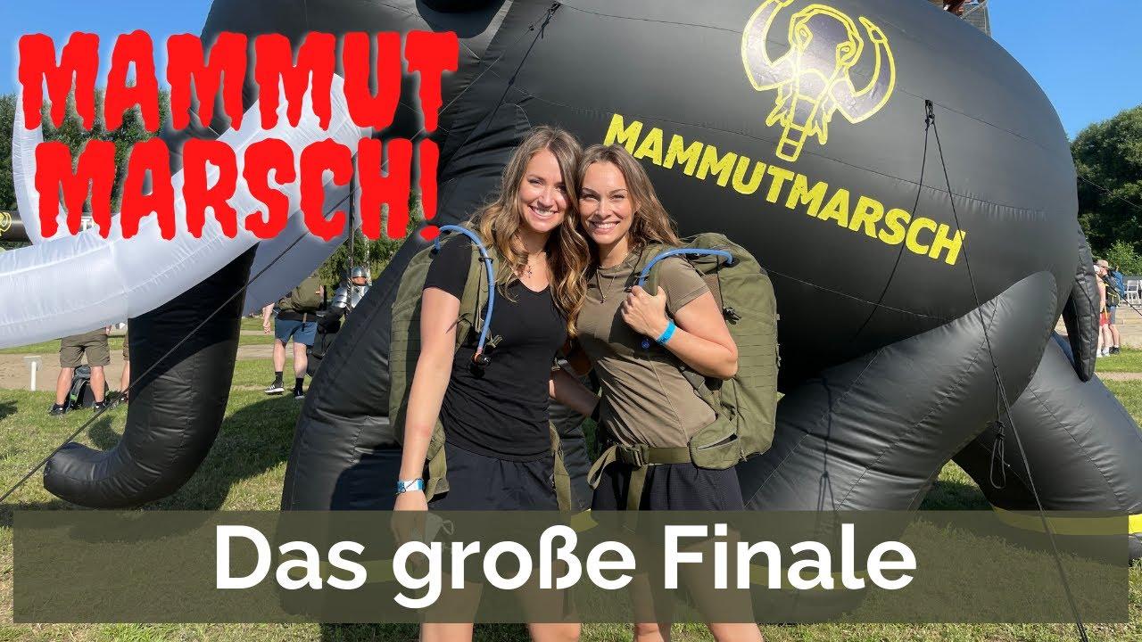 60 Km Mammutmarsch 2021 - Das große Finale inkl. Gastauftritt von Survival Mattin   Expedition LEBEN