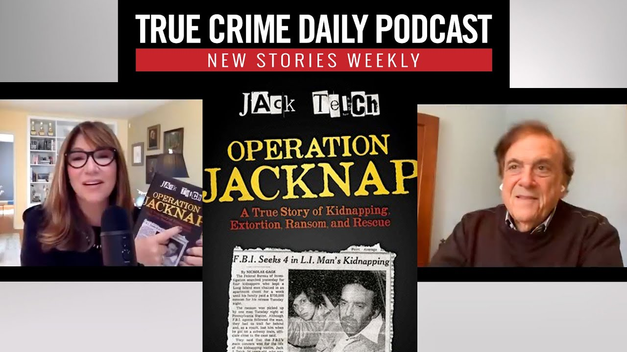 'Operation Jacknap': Jack Teich discusses surviving 1974 kidnap plot