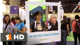 CODE: Debugging the Gender Gap (2015) - Legacy & the Future Scene (10/10) | Movieclips