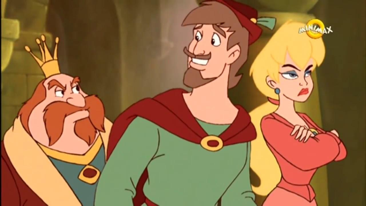 Download 💟►Simsala Grimm Regele Cioc de Sturz Desene animate in limba romana (WorldKids)