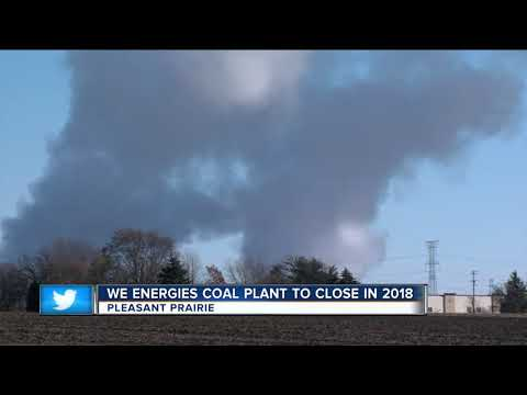 We Energies closing 150-employee Pleasant Prairie plant
