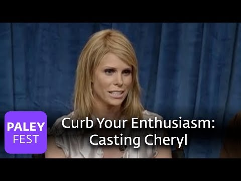 Curb Your Enthusiasm  Casting Cheryl Paley Center