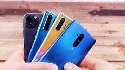 PRO puhelinvertailu - iPhone, Samsung, Huawei, Oneplus