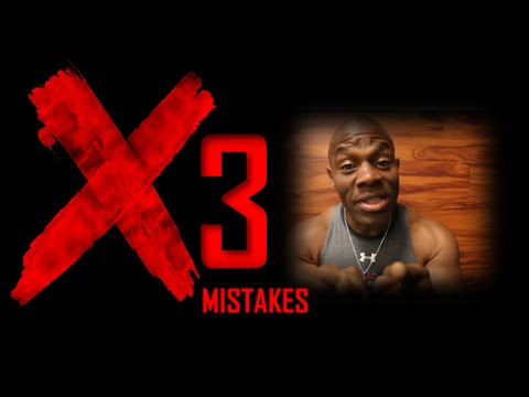 3 MISTAKES! You May Be Making | Worst Bodybuilding Exercise Techniques