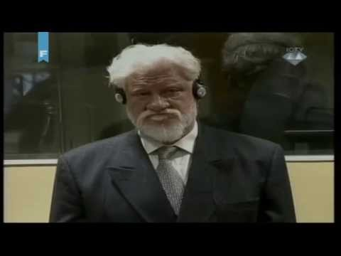 "Presuda šestorci iz ""Herceg Bosne"" / Hrvatska izvršila agresiju na BiH (29.05.2013)"