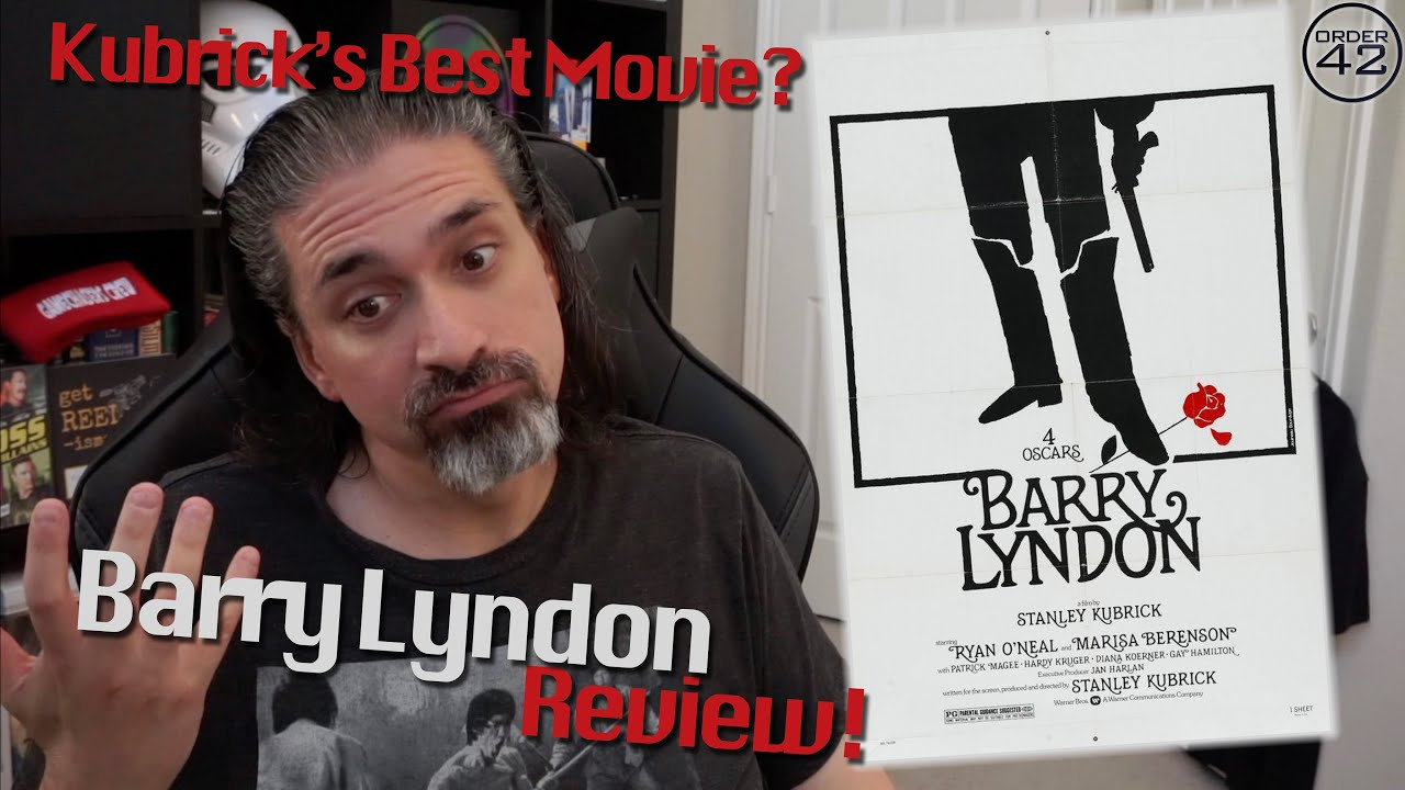 Download Kubrick's Best Movie? | Barry Lyndon Review| Order 42