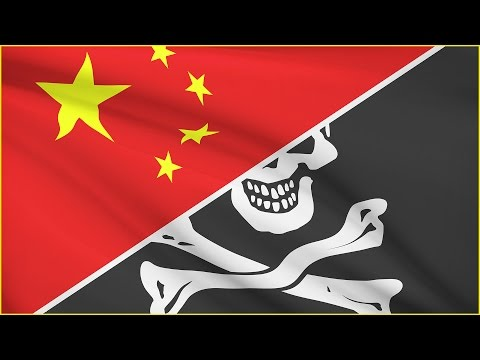How Bad is PIRACY in China?