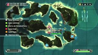 Battlestations Pacific: Island Capture Gameplay on Leyte