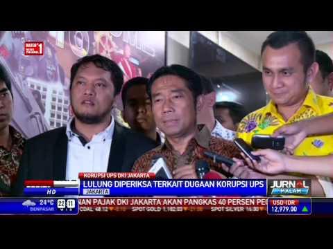 VIDEO Haji Lulung Bungkam Usai Diperiksa Bareskrim