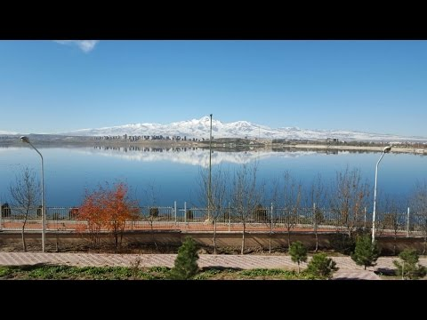 ARDABIL, The cleanest city in IRAN