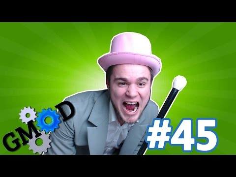 Garry's Mod  PL #45 - Bladeuszowy special 2/2 ( Gameplay / 720p60fps )