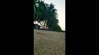 🏖на Маенаме где искупаться?обзор супер пляжа на острове Самуи, Таиланд