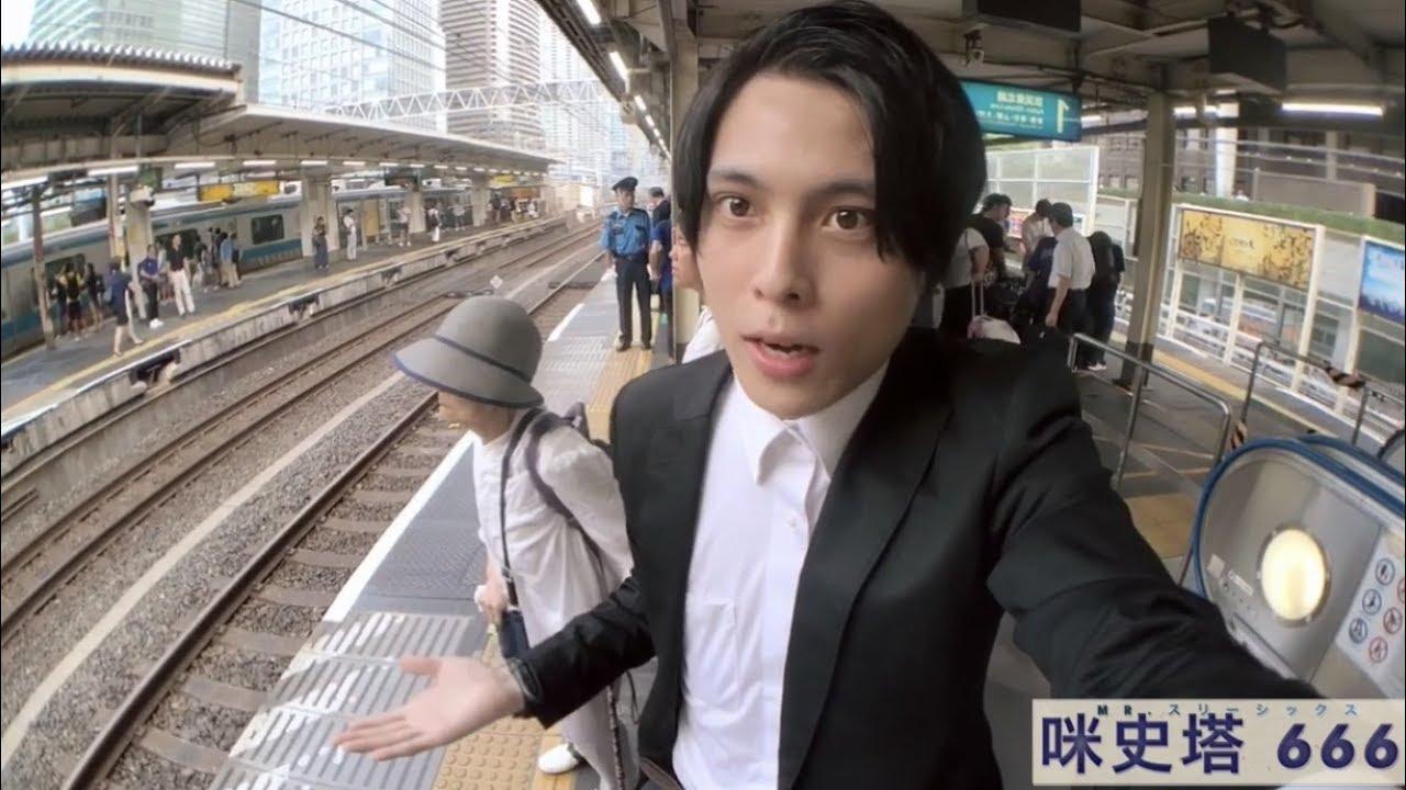 【這才是東京】日本電車沒裝月臺門 - YouTube