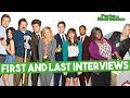 First and Last Interviews in PARKS AND RECREATION