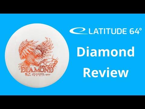 Latitude 64 Diamond Review   Disc Golf Coolness