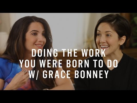 """""""Doing The Work You Were Born To Do"""" with Marie Forleo"""