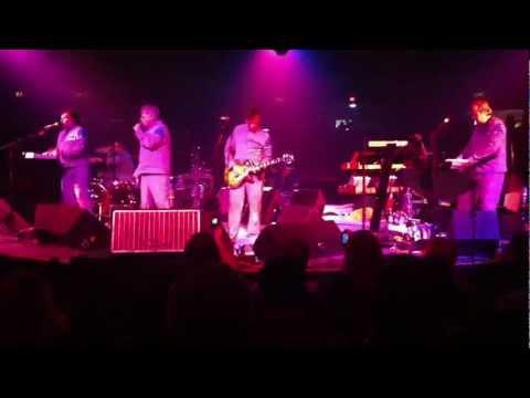 DEVO - Fresh, Houston TX 9/19/2012