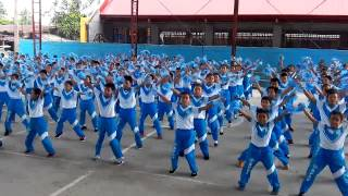 San Pablo Elementary School, Telabastagan, San Fernando, Pampanga - Milo Champ