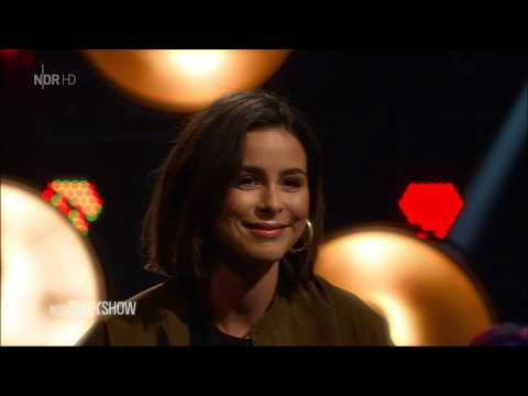"Lena mit ""don't lie to me"" bei der NDR Talkshow (Akustik Version)"