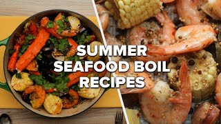 Summer Seafood Boil Recipes • Tasty