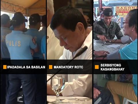 UNTV: Hataw Balita (February 8, 2017)