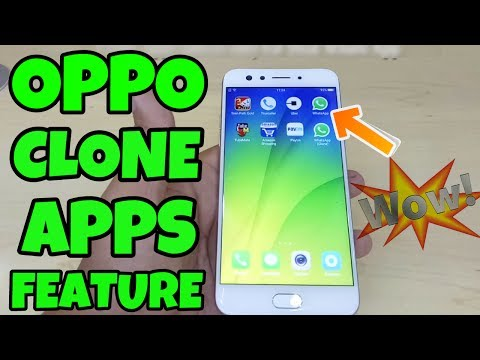 Oppo Clone Apps Feature - YouTube