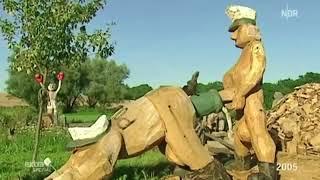 Die fickenden Holzpolizisten | extra3