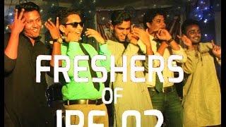 """Freshers"" of IPE-02 (MIST) Part-2"