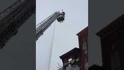 Boonville ny fire on Main Street