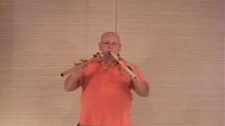 "Native American Flute Music  ""Hallelujah"""