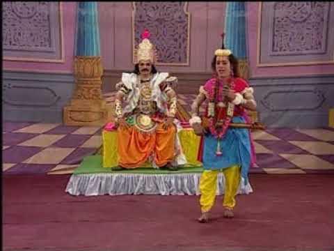 कृष्ण हनुमान युद्ध - Malvani Dashavtar Natak