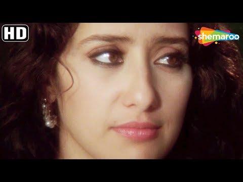 Manisha Korila Scenes From Kachche Dhaage - Ajay Devgn - Saif Ali Khan- Hit Action Movie