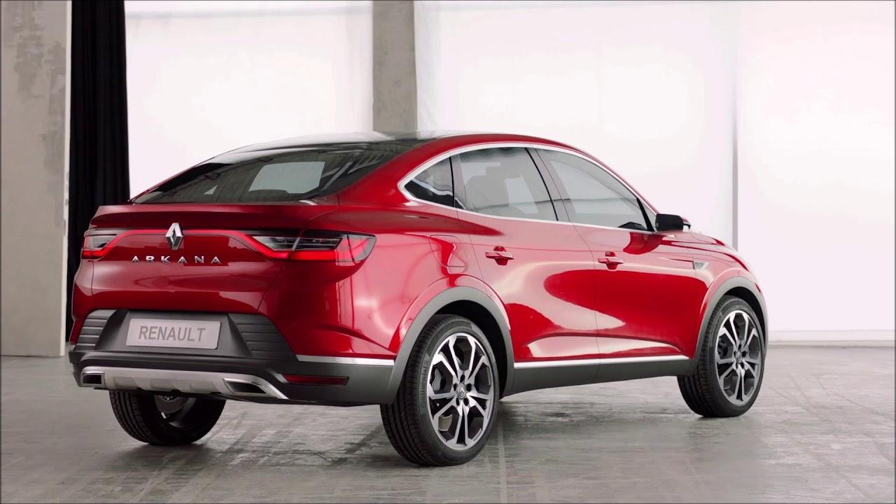 Renault Arkana Novo Suv Coupe Chega Ao Brasil Em 2020 Www Car