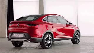Renault Arkana: novo SUV coupé chega ao Brasil em 2020 - www.car.blog.br