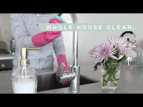ALL DAY CLEAN! Ultimate Clean With Me | Cleaning Motivation